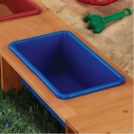 ZZKK-00165 KidKraft Outdoor Sandbox with Canopy 003