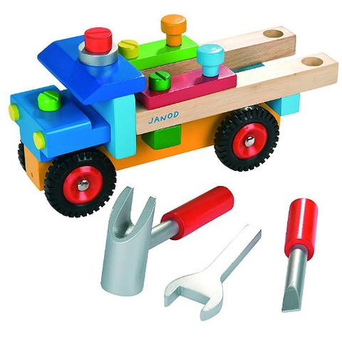 Janod Brico Kids DIY Truck