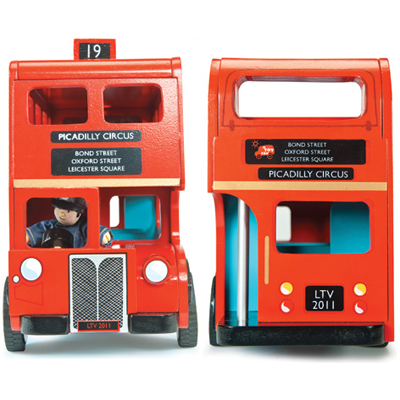 TV469 London Bus with Driver by Le Toy Van 004