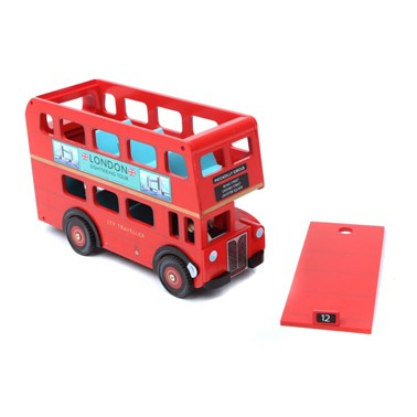 TV469 London Bus with Driver by Le Toy Van 005