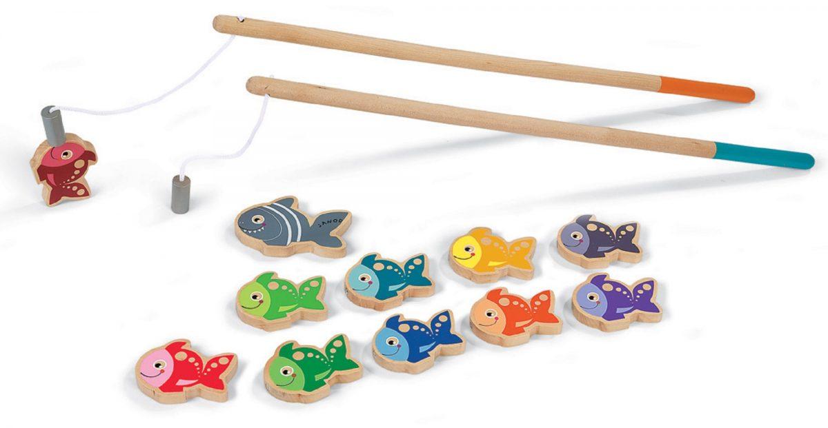 J03062 Janod Magnetic Fishing Game 003