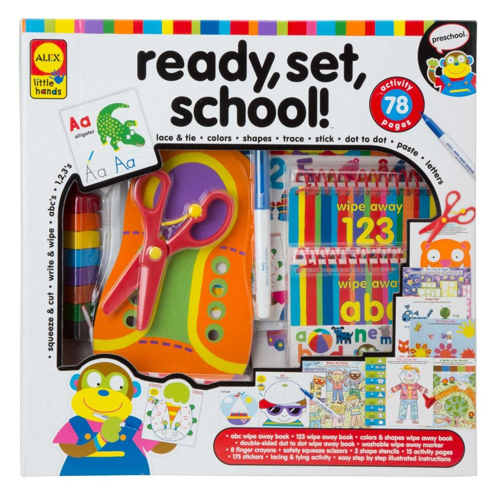 Alex Brands 'Ready, Set, School' Product Review