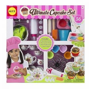 Let's Bake Ultimate Cupcake Set by Alex