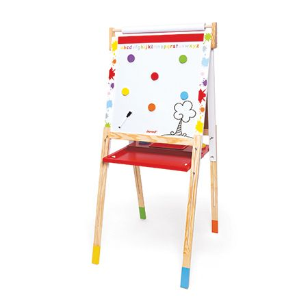 J09611 Janod Height Adjustable Easel 003