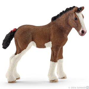 13810 lydesdale Foal by Schleich 001