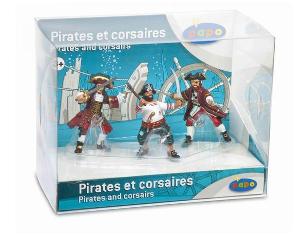 39440 Pirate Set by Papo 001