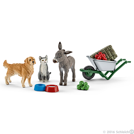 41423 Schleich Feeding on the Farm 001
