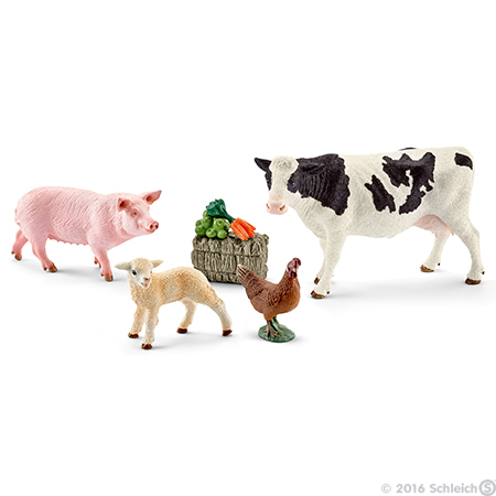 41424 My First Farm Animals by Schleich 001