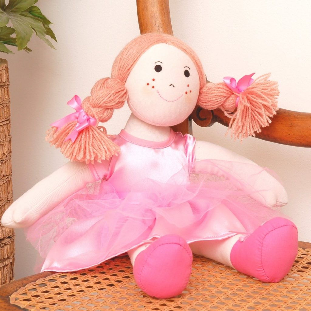 JRD63 Imajo Ballerina Rag Doll  002