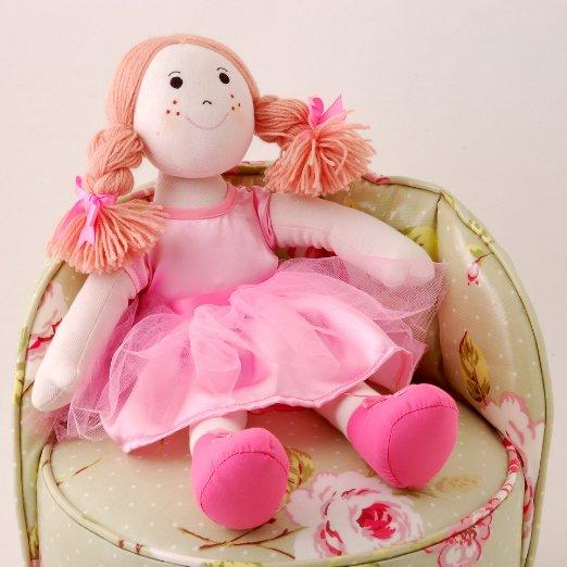 JRD63 Imajo Ballerina Rag Doll  003