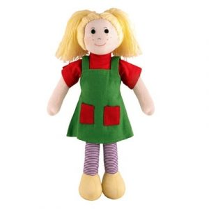 JRD65soft toy doll Imajo Rag Doll Phoebe 001
