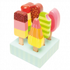 TV284 Ice Lollies by Le Toy Van, wooden ice lollies 002