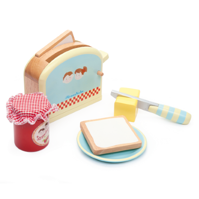 TV287 Toaster Set by Le Toy Van 001
