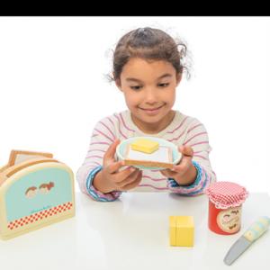 Toaster Set by Le Toy Van