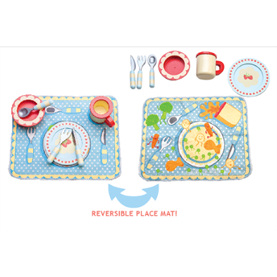 TV300 Dinner Set by Le Toy Van 002