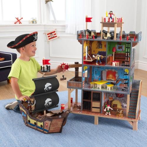 ZZ63284 KidKraft Pirate's Cove Play Set 003