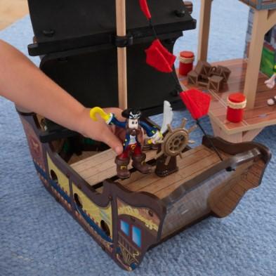 KZZ63284 KidKraft Pirate's Cove Play Set 002