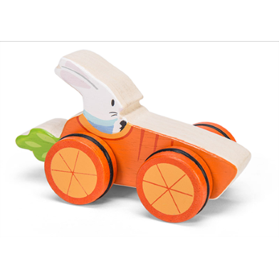 PL037 Woodland Race Car by Le Toy Van 006