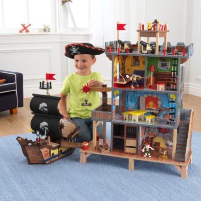ZZ63284 KidKraft Pirate's Cove Play Set 004