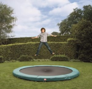 BERG InGround Favorit 270 (9ft) Trampoline