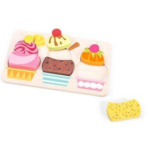 PL028 Le Toy Van Cherry Sundae Puzzle 001