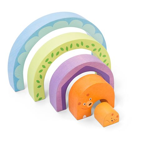 PL008 Momma Bear Tunnel Puzzle 001