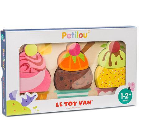 PL028 Le Toy Van Cherry Sundae Puzzle 004