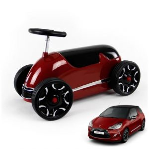 Baghera Citroen Ride on Car Red