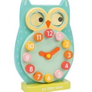 Blink Owl Clock