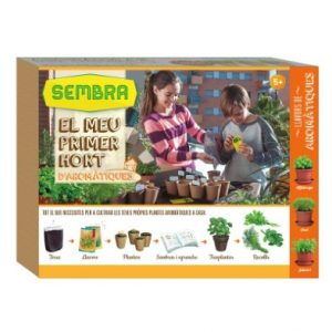 kids garden My First Aromatic Garden Kit 001