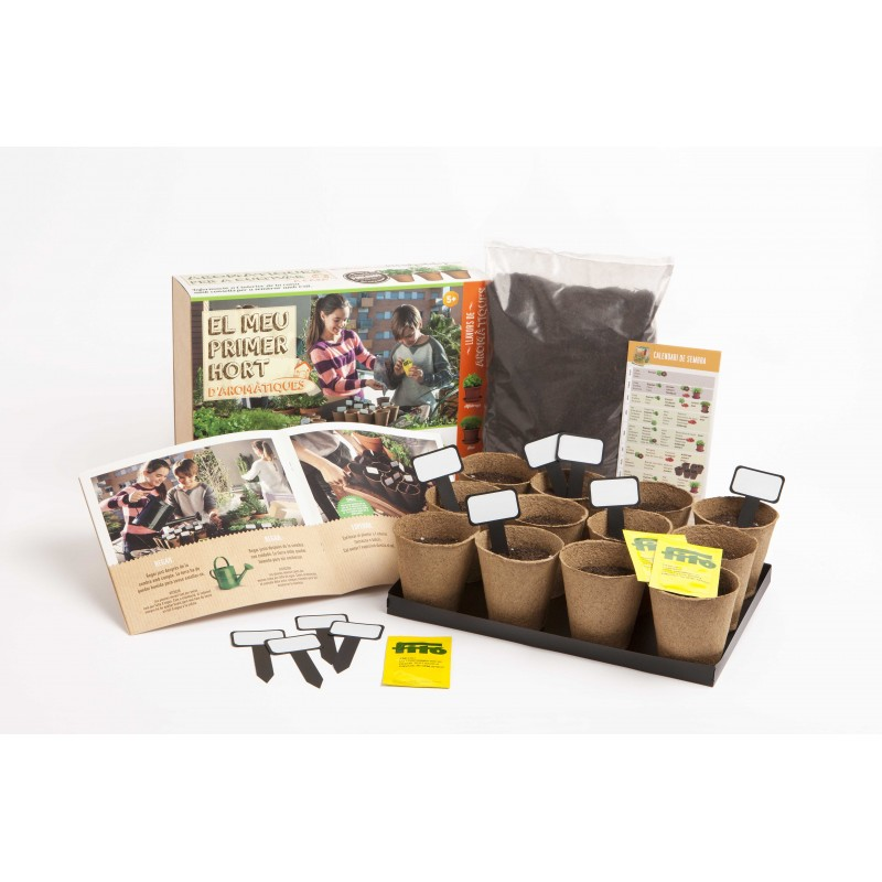 My First Aromatic Garden Kit