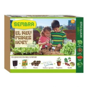 My First Salad Gardening Kit