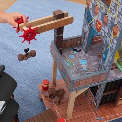 ZZ63284 KidKraft Pirate's Cove Play Set 008