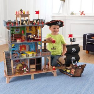 ZZ63284 KidKraft Pirate's Cove Play Set 005