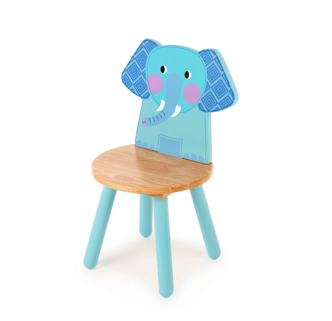 T-0201 Elephant Chair  001