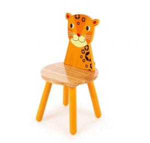 Tidlo Leopard Chair