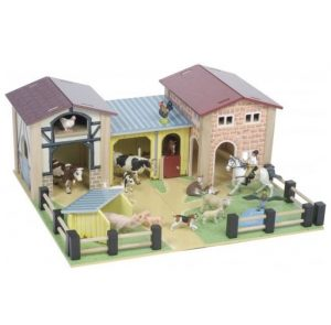 xxFYB Le Toy Van Wooden Farm 001