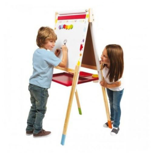 J09611 Janod Height Adjustable Easel 004