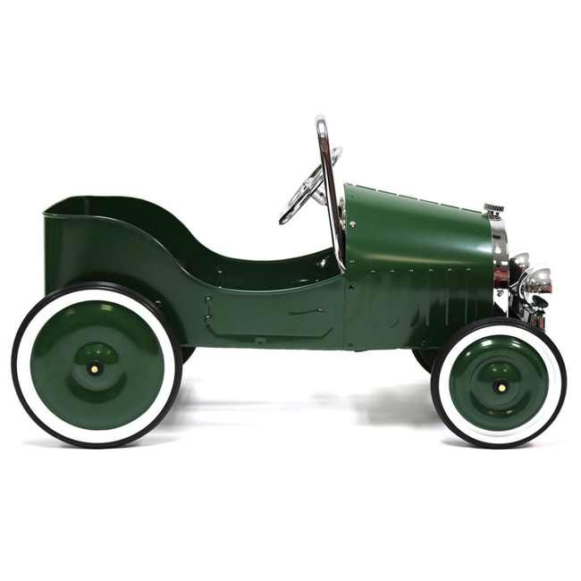 14073 1939 Classic Green Pedal Car 001