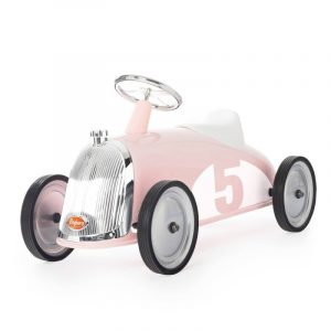 Baghera Petal Pink Rider Ride on Car – Large