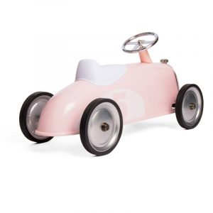 Baghera Rider Petal Pink Ride on Car – Large