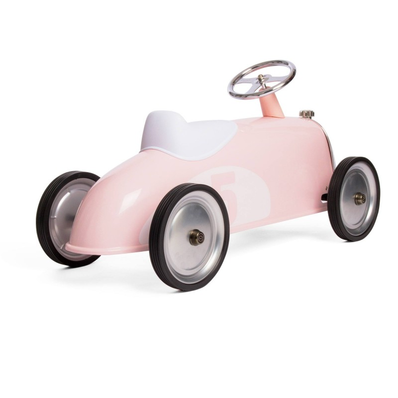 831 Baghera Petal Pink Rider Ride on Car 001