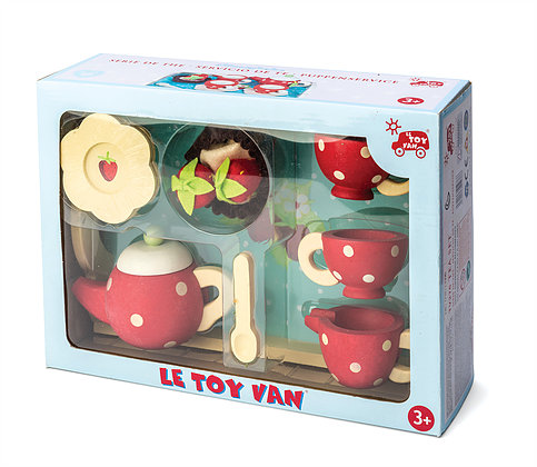TV276 Honeybake Tea Set by Le Toy Van 002