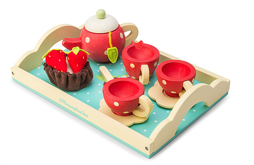 TV276 Le toy Van Honeybake Tea Set 004