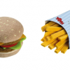 1475  Haba Hamburger and French Fries 001