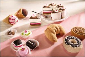 Haba Biofino Petit Fours Cake