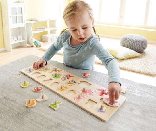 301961Haba Clutching Puzzle Animals By Number 003
