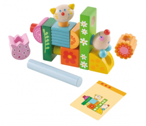 Haba Pegging Game Cat & Mouse