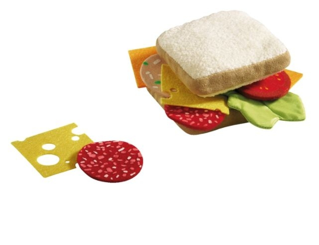 1452 Haba Sandwich Set Play food biofino range
