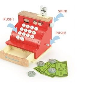 Cash Register by Le Toy Van
